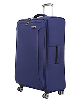 It Luggage 8 Wheel Luxurious Semi Expand