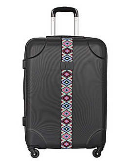 It Luggage 4 Wheel Expander ABS Case