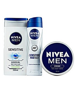 Nivea Gents Washkit