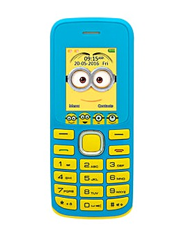 Sim Free Lexibook Despicable Me Mobile P
