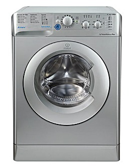 INDESIT 6KG 1400RPM LED WASHING MACHINE