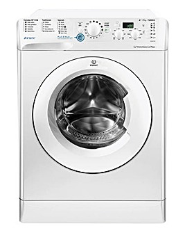 INDESIT 7KG 1200RPM WASHING MACHINE WHIT