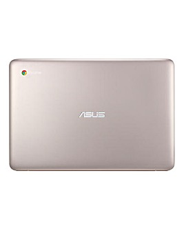 ASUS 10.1IN 16GB CHROMEBOOK GOLD