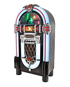 itek Full Size Bluetooth Jukebox
