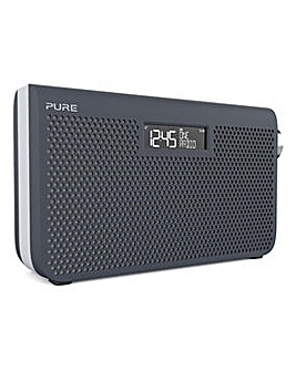 PURE ONE MAXI SERIES 3S DAB RADIO SLATE