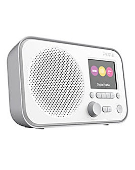 PURE ELAN E3 DAB RADIO GREY