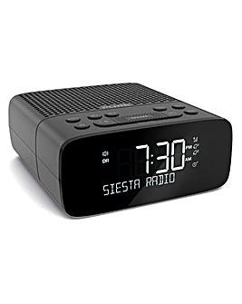 PURE SIESTA S2 DAB FM RADIO ALARM CLOCK