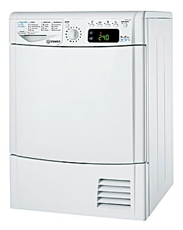 Indesit Condenser 8kg Eco Dryer A+