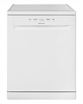 Hotpoint Fullsize Dishwasher White