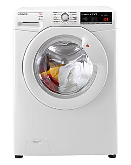 Hoover 7kg 1400RPM Washing Machine White