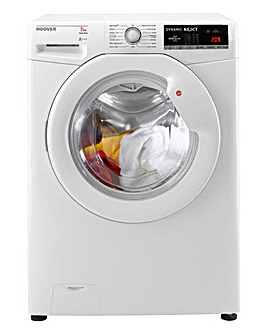 Hoover 7KG 1600RPM Washing Machine White