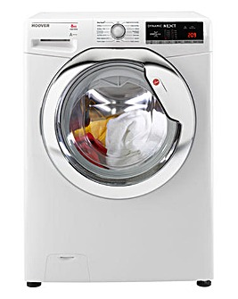 Hoover 8KG 1400RPM Washing Machine White