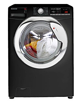 Hoover 8KG 1400RPM Washing Machine Black