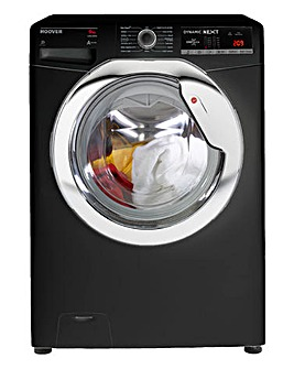 Hoover 9KG 1400RPM Washing Machine Black