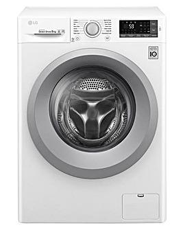 LG 8kg 1400RPM Washing Machine