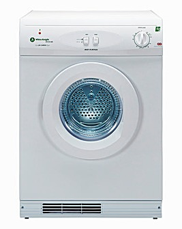 White Knight Eco Gas 7kg Tumble Dryer