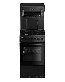 Beko 50cm Gas Single Cavity Cooker