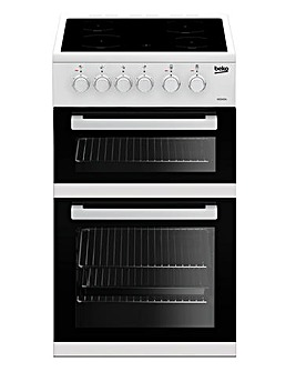 Beko 50cm Electric Double Cooker+ Instal