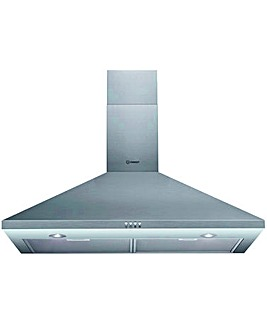 Indesit 90cm Built In Cooker Hood