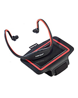 Intempo Bluetooth Running Headphone Set