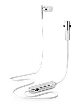 Intempo Bluetooth Metallic Earbuds