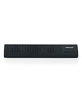 Intempo Bluetooth Sound Bar Black