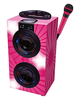 iParty BT Karaoke Mini Tower with MIC