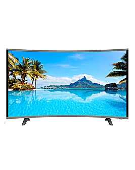 CELLO 55in Curve Smart Android 4K TV