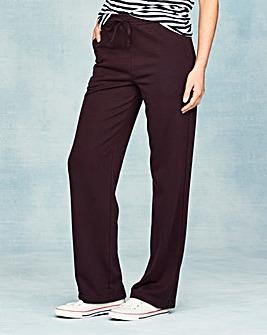 PK2 Straight Leg Jersey Trousers Short
