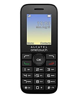 Alcatel 1016 Feature Phone