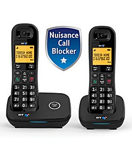 BT 1200 Twin Cordless Home Phone