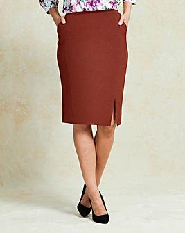 Smart Tailored Pencil Skirt