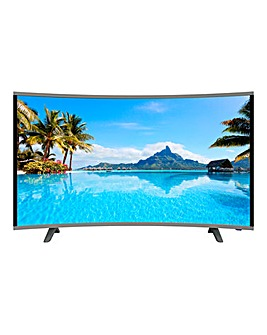 Goodmans 55in 4K Smart Curved TV