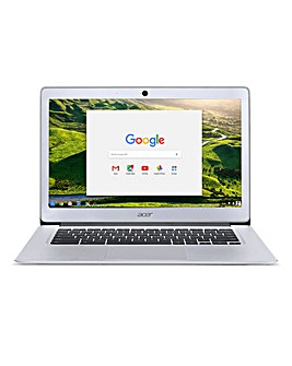 "Acer 14"" Chromebook Silver"