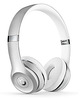 Beats Solo 3 Wireless Headphones Silver