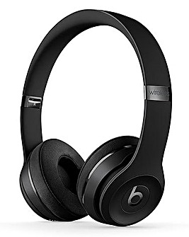 Beats Solo 3 Wireless Headphones Black