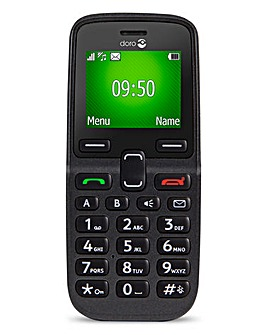 Doro 5030 Easy Mobile Phone Graphite