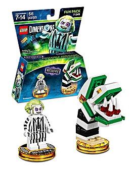 Lego Dimensions Beetlejuice Fun Pack