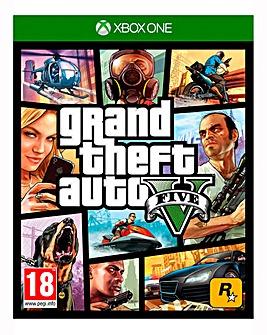 GTA V (Xbox One)