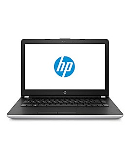 HP 14 Celeron 4Gb 500Gb Laptop Silver