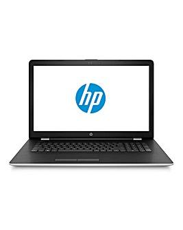 HP 17 Pentium 8Gb 1Tb Laptop Silver