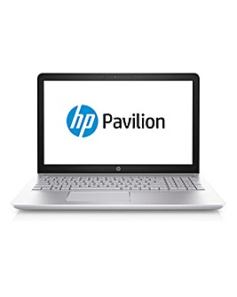 HP 15.6 Core i3 8Gb 1Tb Laptop Silver