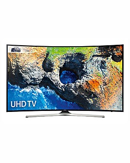 Samsung 49 Smart 4k UHD Curved TV
