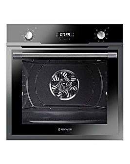 Hoover 60cm Multifunctional Oven Black