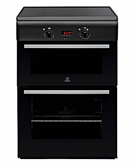 Indesit 60cm Electric Cooker with Hob