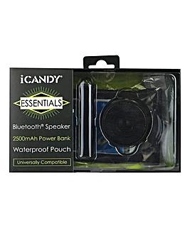 icandy BT Speaker Gift Set