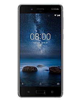 Nokia 8 Steel