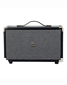 GPO Westwood BT Retro AMP Speaker Black