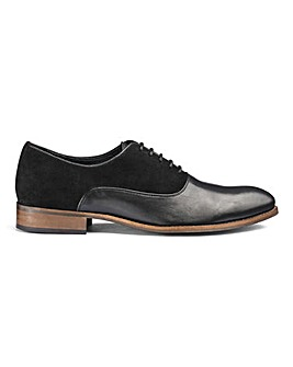 Flintoff By Jacamo Oxford Lace Up