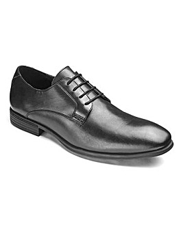 Leather Flex Formal Derby Standard Fit